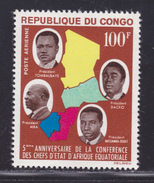 CONGO AERIENS N°   19 ** MNH Neuf Sans Charnière, TB  (D2782) - Congo - Brazzaville