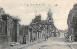 L'AIGLE - LAIGLE - Rue Saint Jean - L'Aigle