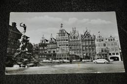 158- Antwerpen, Grote Markt - 1965 / Auto's - Antwerpen