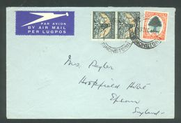 Enveloppe Per Lugpos 3 Dec 1947 - Storia Postale