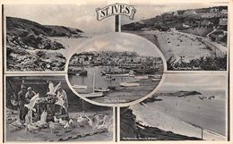 Angleterre - St Ives - The Harbour - Porthminster Beach - St.Ives