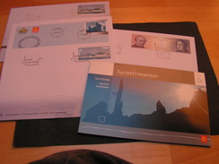 Norge 2007 Lot FDC - FDC