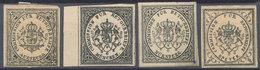 Stamp Bavaria - Beieren