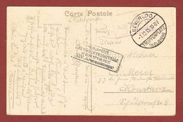 Beverloo Truppenplatz 1.12.1915  Met O.a.censuur Konstanz Op Zichtkaart Station - WW I