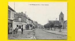 LE PERRAY Rare Route Nationale (Bonnot) Yvelines (78) - Le Perray En Yvelines