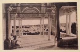 TUNISI PAVILLON ARABE NON VIAGGIATA--25-- - Marocco
