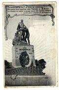Frameries - Souvenir De L'Inauguration Du Monument Alfred De Fuisseaux - 1905 - Edit. D. Maroille, Frameries. - Frameries
