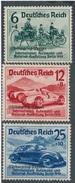 BI-581:  ALLEMAGNE: Lot Avec N°629A/629C* - Unused Stamps