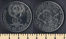 Cape Verde 50 Escudos 1984 - Cape Verde