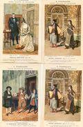 Lot De 12 Images Format Carte Postale -  Au Verso Pub Pour Magasin Pygmalion Magasin De Nouveautés - Theme Du Théatre - Reclame