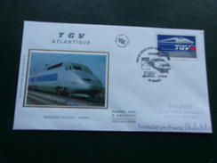 FRANCE (1989) TGV ATLANTIQUE - Non Classés