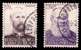 Congo 0300/1 (o) Lutte Anti Esclavagiste - Congo Belge