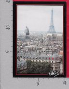 CARTOLINA VG FRANCIA - PARIS - La Tour Eiffel - 10 X 15 - ANN. 19?? - Tour Eiffel