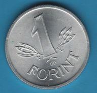 HUNGARY 1 FORINT 1981 KM# 575  UNC - Hungría
