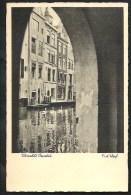 UTRECHT Utrechts Venetië  Afstempeling 4 VII 1946  Mooi Stempel Collecte Nationale Reclasseeringsdag - Utrecht