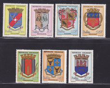 MADAGASCAR N°  388 à 392A ** MNH Neufs Sans Charnière, TB (D2809) Armoiries - Madagascar (1960-...)