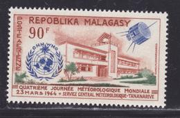 MADAGASCAR AERIENS N°   95 ** MNH Neuf Sans Charnière, TB  (D2812) - Madagascar (1960-...)