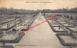 Camp De Chalons - Le Cimetière Militaire - Sable