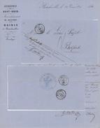 BITSCHWILLER 1861 T.D. Thann Belfort - 1849-1876: Classic Period