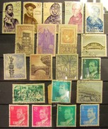 Spanien Mix Set Stamps Of Spain Espagne España Spagna Spanje Small Selection Of Fine Used 919 - 1961-70 Gebraucht