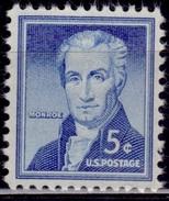 United States,1954-68, Liberty Issue, James Monroe, 5c, Sc#1038, MNH - Vereinigte Staaten