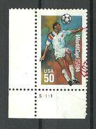 USA 1994 Soccer Football World Cup Michel 2459 O - World Cup