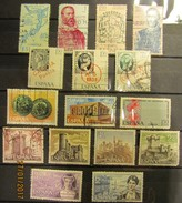 Spanien Mix Set Stamps Of Spain Espagne España Spagna Spanje Small Selection Of Fine Used 923 - 1961-70 Gebraucht
