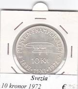 SVEZIA   5  KRONOR  ANNO 1972  COME DA FOTO - Svezia