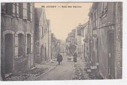 Yonne - Joigny - Rue Des Saints - Joigny