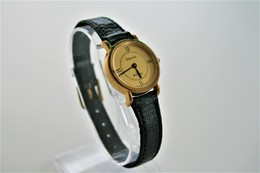 Watches : GIGANDET GENEVE LADIES AUTOMATIC  - Original - Swiss Made - Color : Gold - Running - Excelent Condition - Watches: Modern