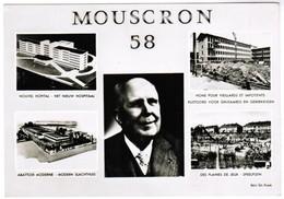 Mouscron 58, Nouveau Hopital, Abatoir Moderne, Plaines De Jeux ... (pk41337) - Mouscron - Moeskroen