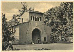 ROMA ABBAZIA DELLE TRE FONTANE  (824) - Kirchen U. Kathedralen