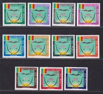MALI SERVICE N°   12 à 22 ** MNH Neufs Sans Charnière, TB  (D2816) Armoiries - Mali (1959-...)