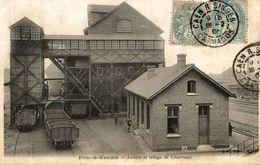 PONT A VENDIN LAVOIR ET TRIAGE DE CHARBONS - France