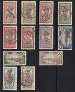 Martinique N° 61 - 68, 71, 72, 75, 76 - Martinica (1886-1947)