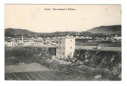 GRECE - CRETE La Canée, Rue Menant à Halépa, Pionnière - Guerre 1914-18