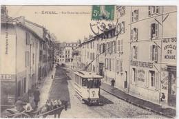 Vosges - Epinal - Rue Entre-les-2-Portes - Epinal