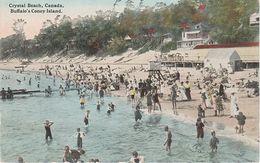 AK Crystal Beach Buffalo 's Coney Island A Fort Erie Port Colborne Welland Niagara Falls Hamilton Ontario Kanada Canada - Ontario