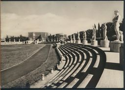 °°° 9861 - ROMA - FORO ITALICO STADIO DEI MARMI - 1959 °°° - Estadios E Instalaciones Deportivas