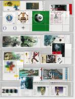 MG61) GERMANY 2000 -ANNATA COMPLETA -tutta Bordo Di Foglio Deutsche Post  NO ADESIVI - [7] Repubblica Federale