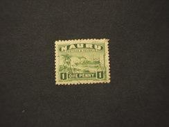 NAURU - 1924/48 NAVE 1 P. - TIMBRATO/USED - Nauru