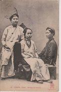 CHINE - TONKIN - HANOI - GROUPE DE FEMMES - DIEULEFILS N° 115 - China
