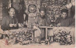CHINE - TONKIN - BRODEURS ET DESSINATEURS - DIEULEFILS N° 3111 - China