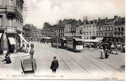Nord : Dunkerque : Place De La République : Tramway - Dunkerque