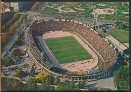 °°° 9866 - TORINO - VEDUTA AEREA DELLO STADIO - 1986 °°° - Stadiums & Sporting Infrastructures