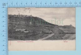 Kahlenberg Wien - U. Leopoldsberg, Cover 1907, + Stamp 10 Heller - Vienne
