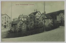 Kurort Walzenhausen - Dorfpartie, Animee - AR Appenzell Rhodes-Extérieures