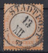 DR Minr.14 Gestempelt Stadtpost 13.7.72 - Deutschland