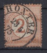 DR Minr.29 Gestempelt Höxter 23.5.75 - Germany