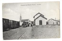 VOUNEUIL SUR VIENNE (86) Gare Train - Vouneuil Sur Vienne